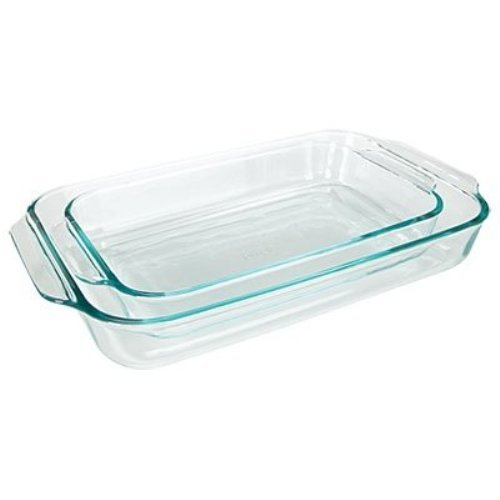 Pyrex Basics Oblong Baking Dish