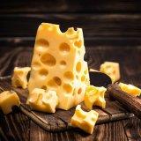 3. Swiss Cheese