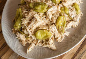 Keto Crock Pot Mississippi Chicken