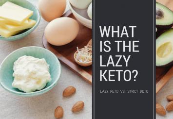 lazy keto vs strict keto